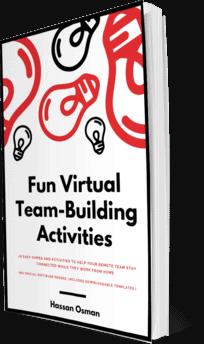 virtual team bonding singapore